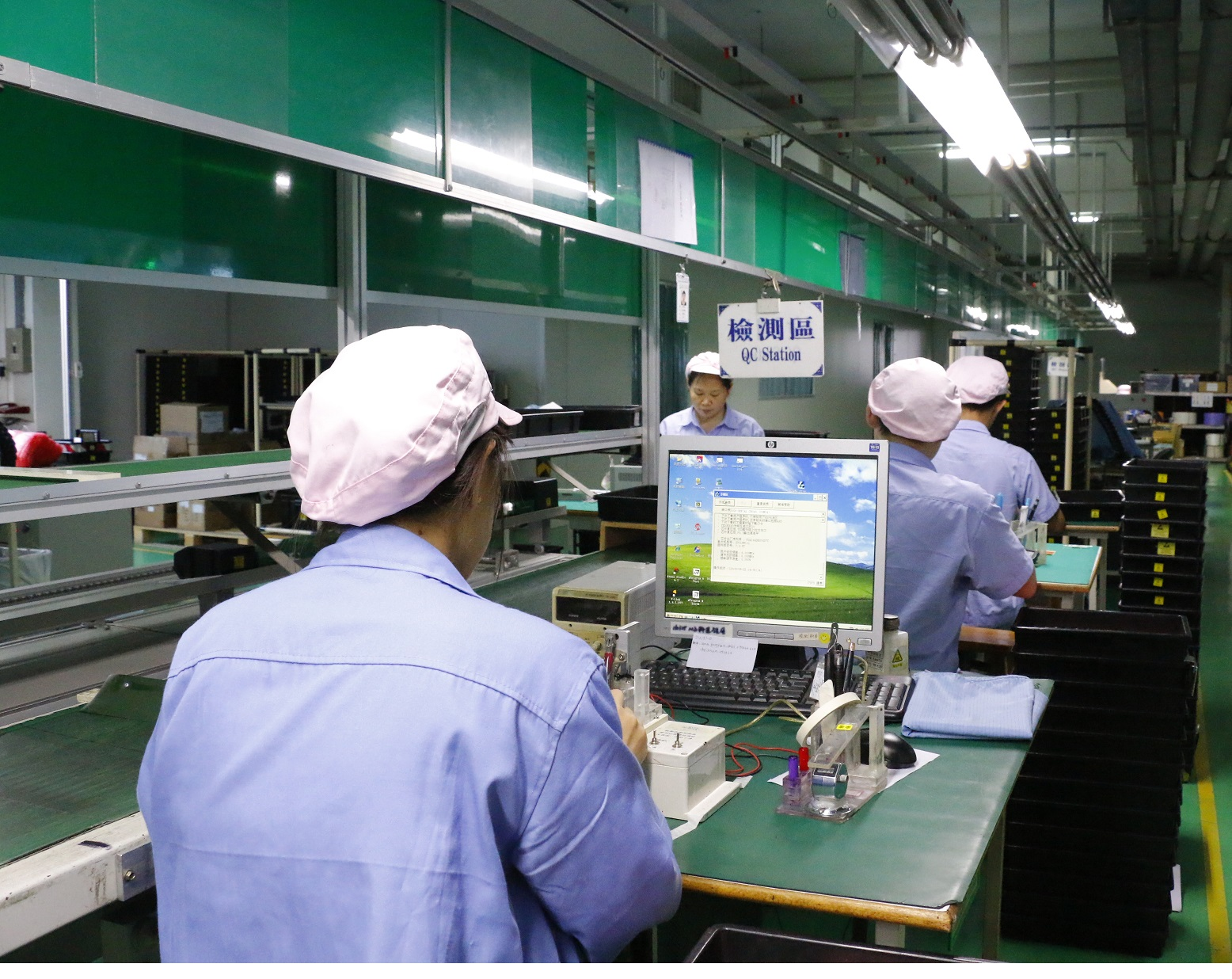 Our Beliefs in Quality in contract electronic manufacturing industry