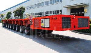 self propelled modular trailers,super heavy haul trailers manufacturer,for sale,dimensions