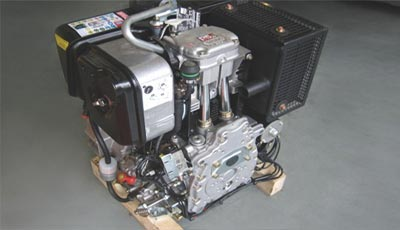 Power pack unit