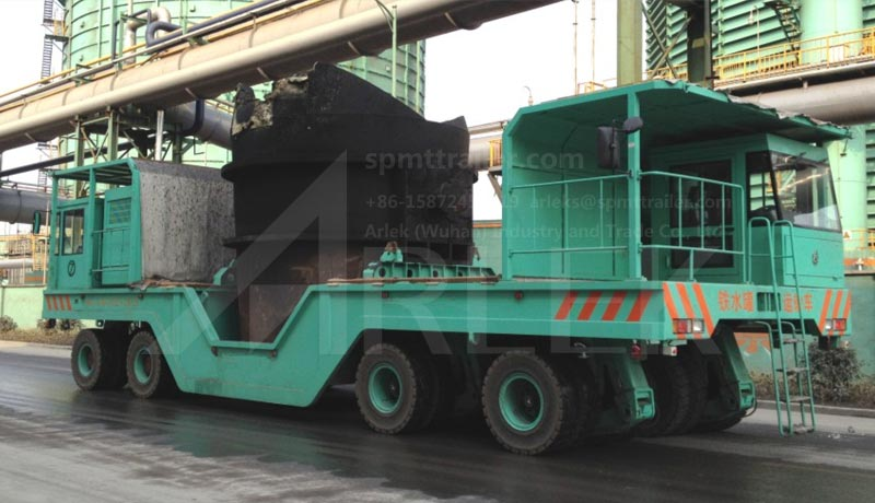Customized industrial lift transporter