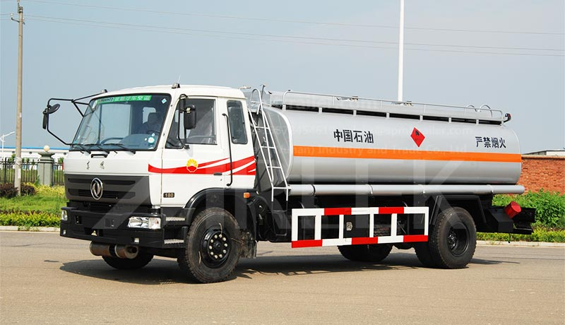 Fuel tank truck oil tanker trucks
