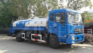 Road flush trucks and Water tank truck
