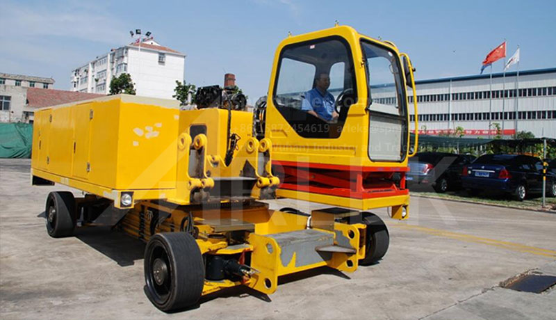 Customized lift transporter