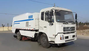 Road sweeper truck and Garbage truck