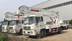 china custom-made aerial platform truck  manufacturer supplier dealers for sale