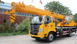 china truck mounted crane  factory for sale price