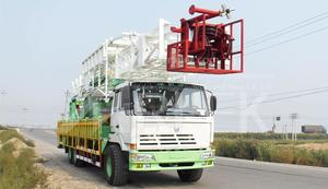 china custom-made oilfield truck high quality for sale factory price
