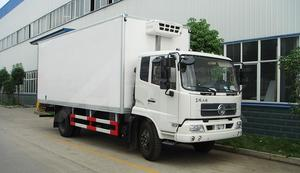 china custom-made small cheap refrigerated trucks  for sale dealers manufacturer