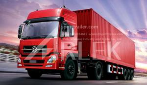 china customized Container semi trailers  for sale supplier price