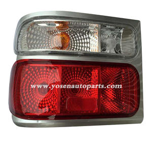 Toyota Coaster Tail Lamp