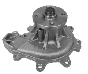 ISUZU WATER PUMP OEM8-97073-951-0 8-97109-676-0