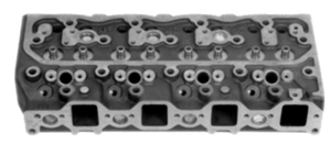 ISUZU 4HD1 CYLINDER HEAD