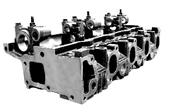TOYOTA 2L(OLD) CYLINDER HEAD OEM11101-54050