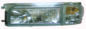 TOYOTA COASTER HEAD LIGHT ASSEMBLY