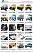 TOYOTA FJ CRUISER AUTO DECORATING PARTS
