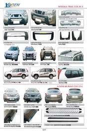 NISSAN X-TRAIL ADN MURANO  AUTO DECORATING PARTS