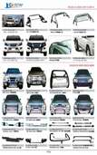 ISUZU AUTO DECORATING PARTS