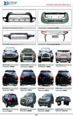 HYUNDAI SANTAFE AUTO DECORATING PARTS