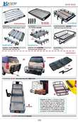 ROOF RACK AND CARGO RACK AUTO DECORATING PARTS