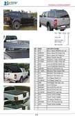 TONNEAU COVER CANOPY AUTO DECORATING PARTS