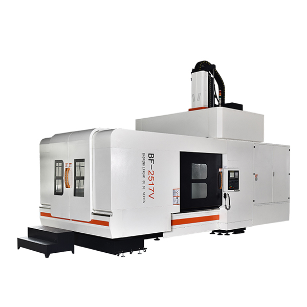 BF-2517 double column machining center