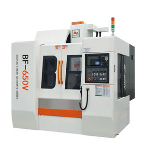 BF-650V Hard Way Vertical Machining Center