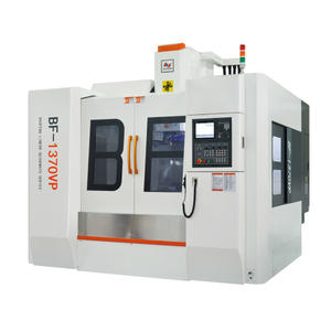 high quality hard rail vertical machining center manufacturer