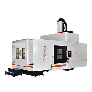 High speed small size double column machine center for sale