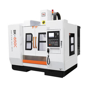 BK-850C Box Way Vertical Machining Center