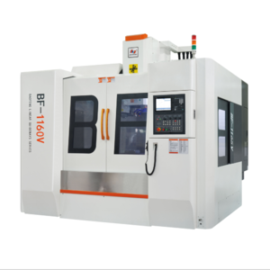 High quality 4 axis vertical machining center manufacturer