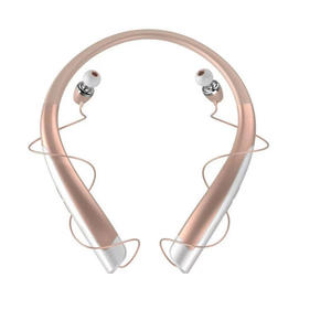 wholesale JH-1100 bluetooth headset neckband retractable manufacturers