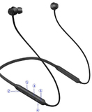 Wholesale OEM Bluetooth in-ear wireless neckband headset JH-KN02