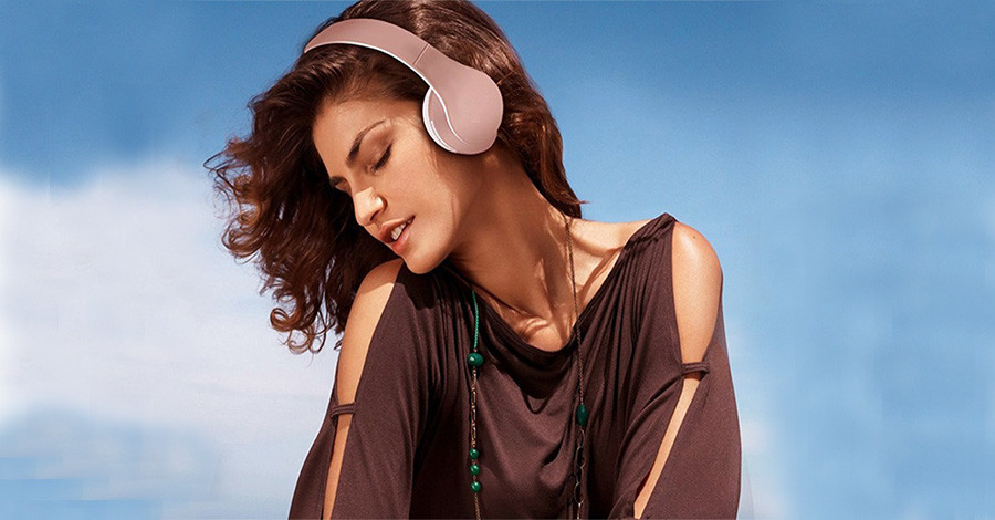Bluetooth Over Ear Headphone