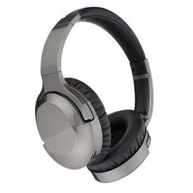 En gros pliable sur l'oreille active antibruit bluetooth casque JH-ANC804