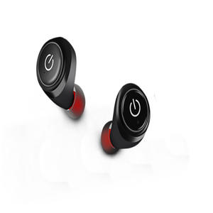 china wireless earphone with charging box manufacturers