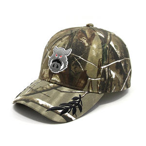 Military style camo dad hats | Wintime Hat Manufacturer