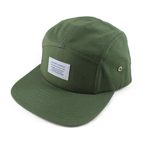 Army green 5 panel hats | Wintime Hat Manufacturer