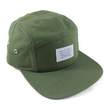 Army green 5 panel hats