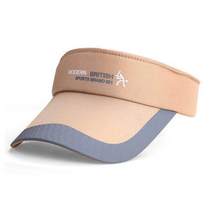 Custom logo visor hats, Print Logo | Wintime Hat Manufacturer