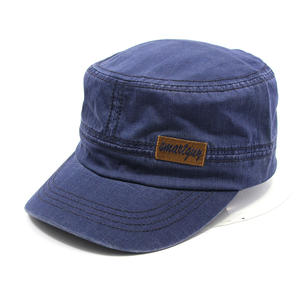 Denim 5 panel hats | Wintime Hat Manufacturer