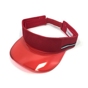 Plastic visor hats,Clear visor hats | Wintime Hat Manufacturer