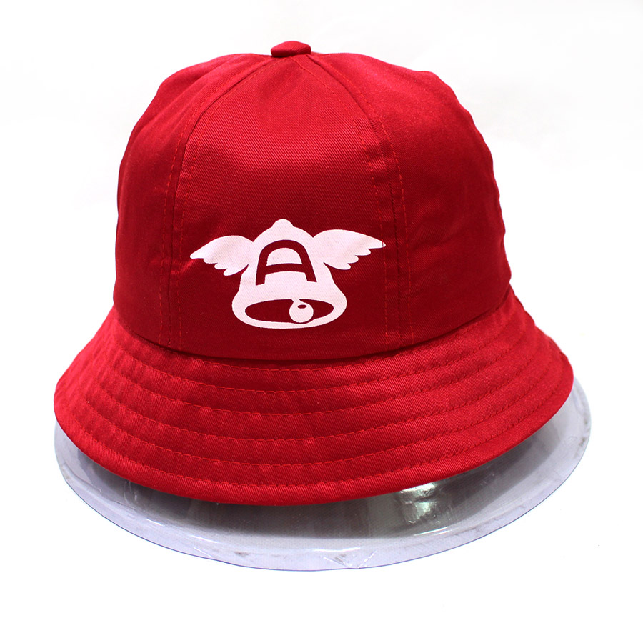 Kids bucket hats, Print Logo