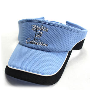 Running Visor Hats,Custom Logo