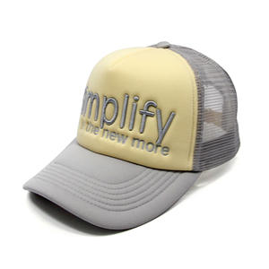 Simplify man/womens trucker hats