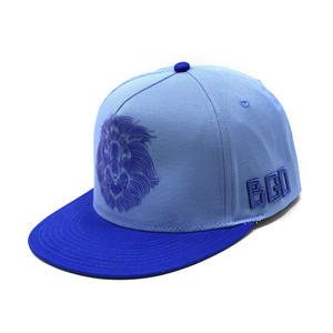 Custom Cool Print Lion Snapback Hats