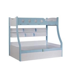 Children Home Cheap Furniture Colorful Metal Bunk Bed