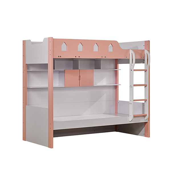 Hot Sale Colorful Kids Bunk Bed With Drawer Stairs Bedroom Furniture Bed Set