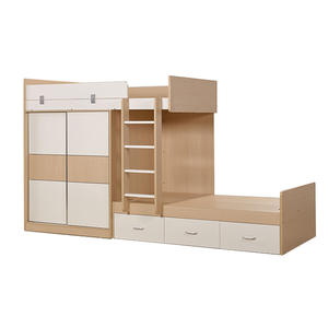 customized Wooden Kids Bunk Bed For Sale suppliers