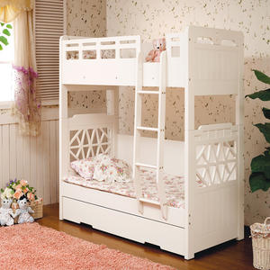 low price kids wooden bed discount