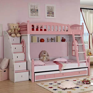 China children furniture bunk beds manufacturers